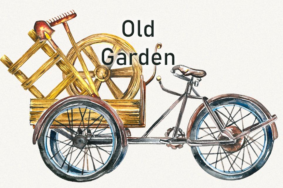 Garden clipart, spring clipart, garden tools,pansy clipart example image 2