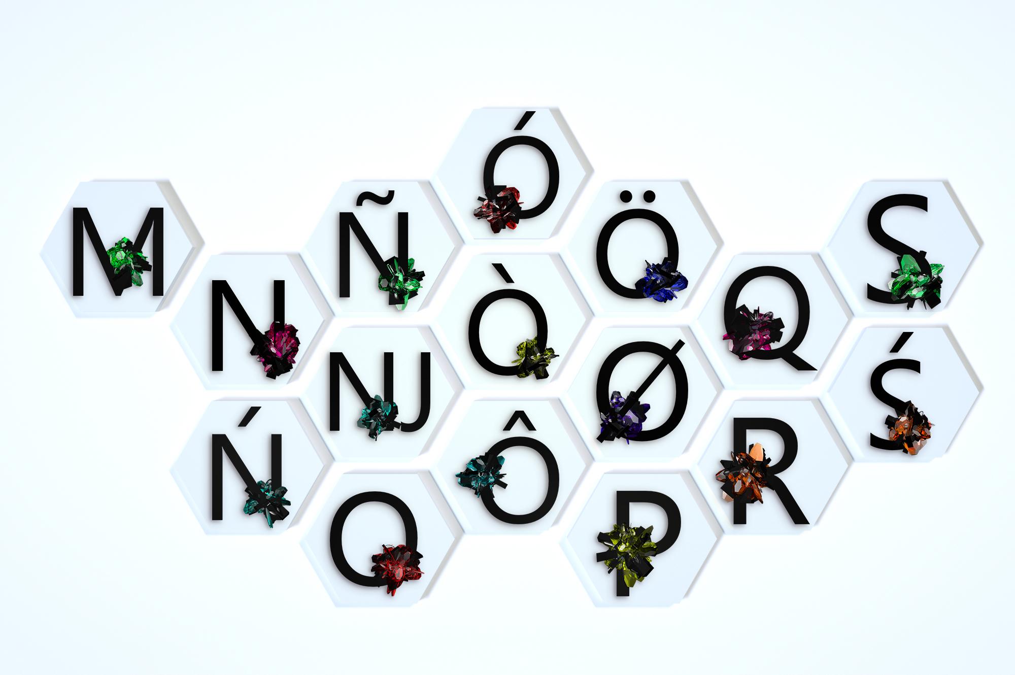 Crystal|Azbuka|Alphabet example image 8