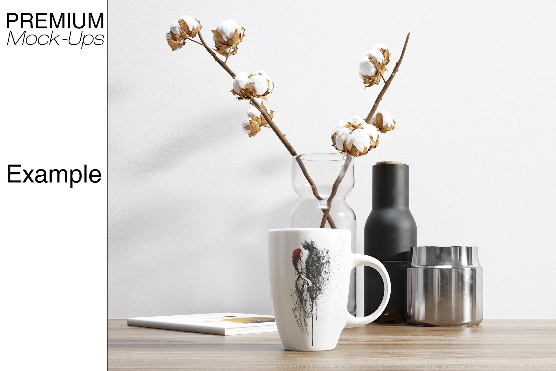 Mug Mockups - Many Shapes example image 3