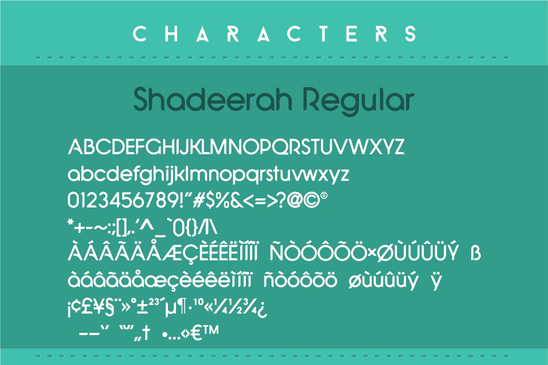 Shadeerah example image 6