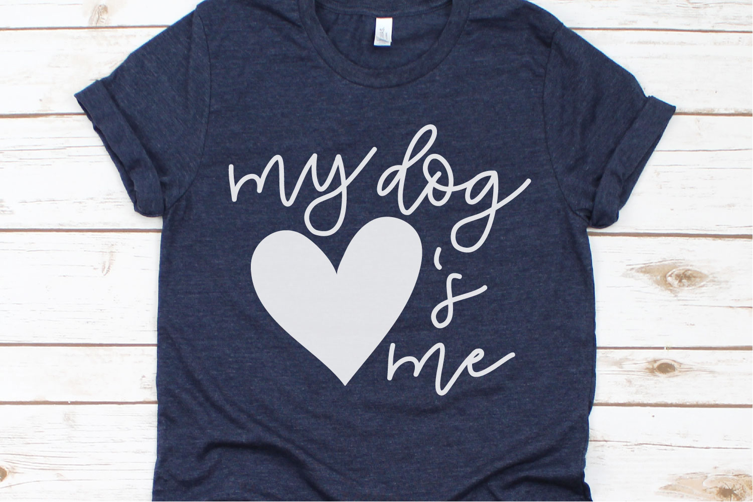 Dog Mom SVG Bundle - Cut Files for Crafters example image 13