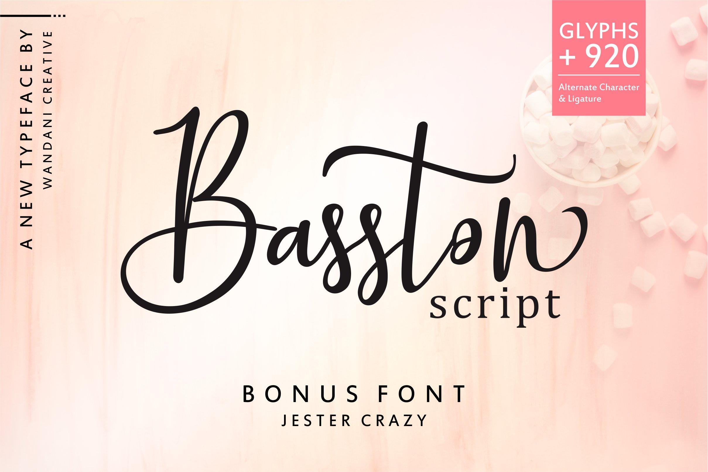 Best Seller Font Bundle example image 12