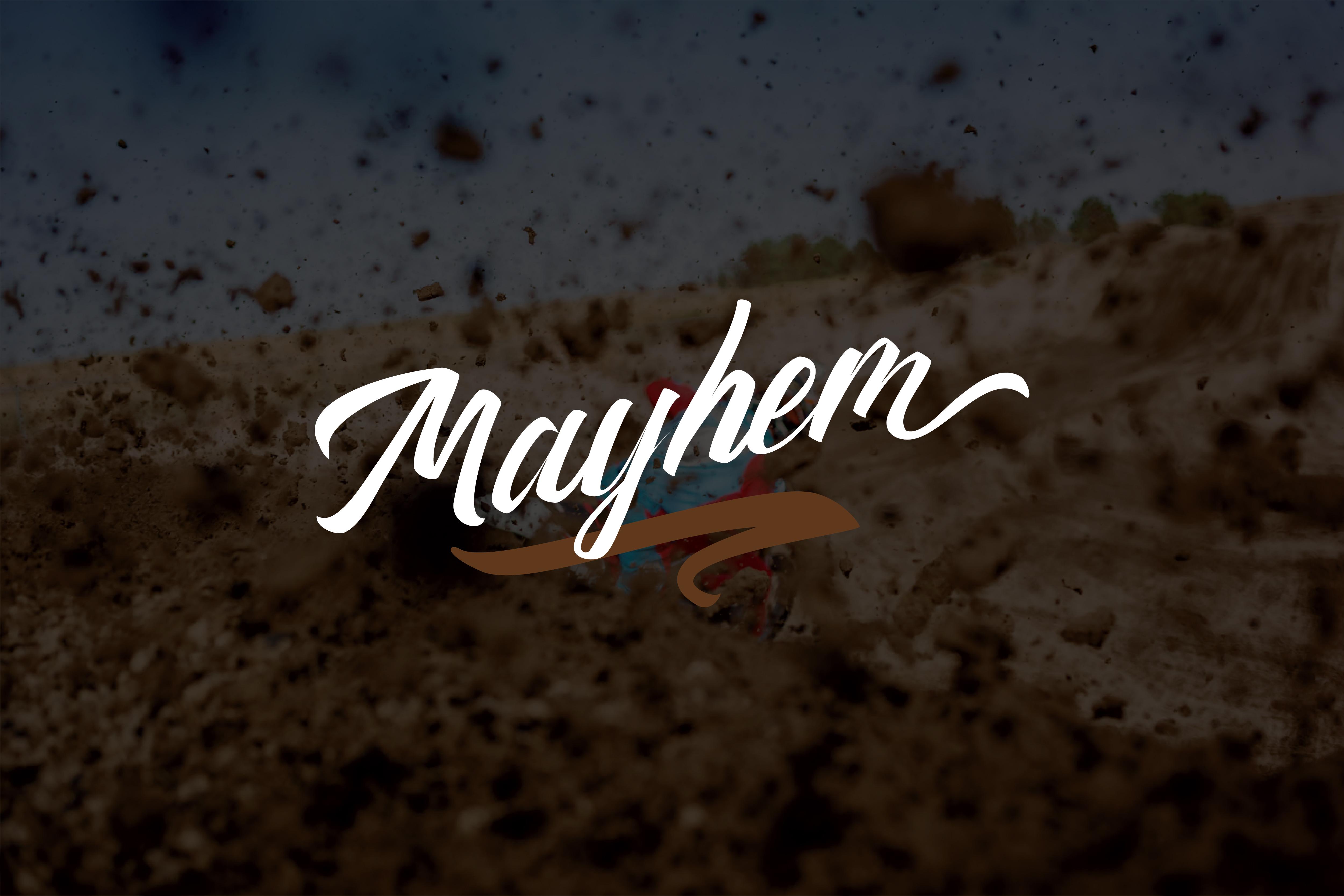 Thipe Typeface example image 6