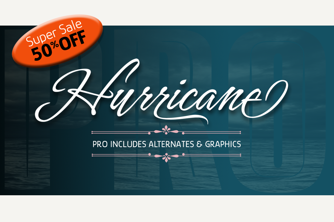 Hurricane Pro - Part of the Amazing Scripts Bundle! example image 1