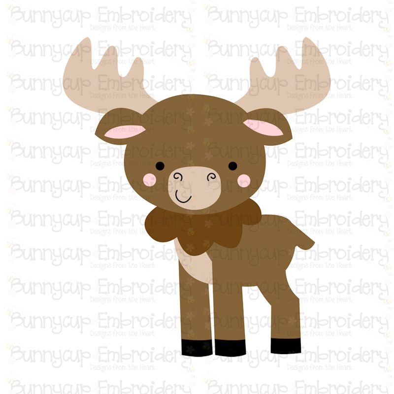 Boxy Forest Animals - SVG, Cut Files, Clipart, Printables example image 12