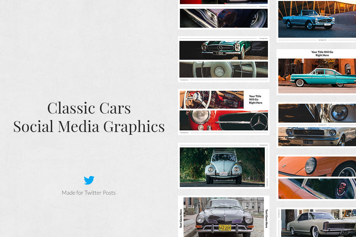 Classic Cars Pack example image 7