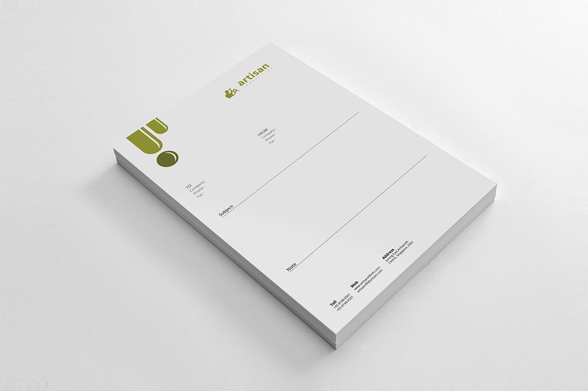 Branding Stationery example image 4