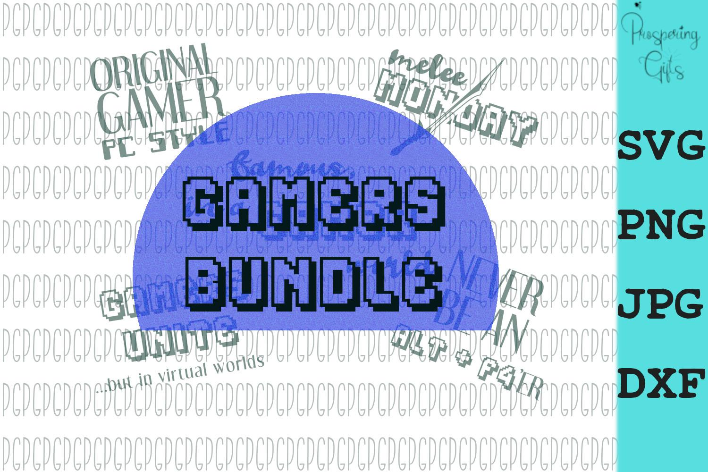 Gamer Bundle example image 1