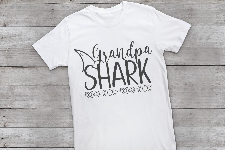 Shark Family - Shark Bundle SVG example image 7