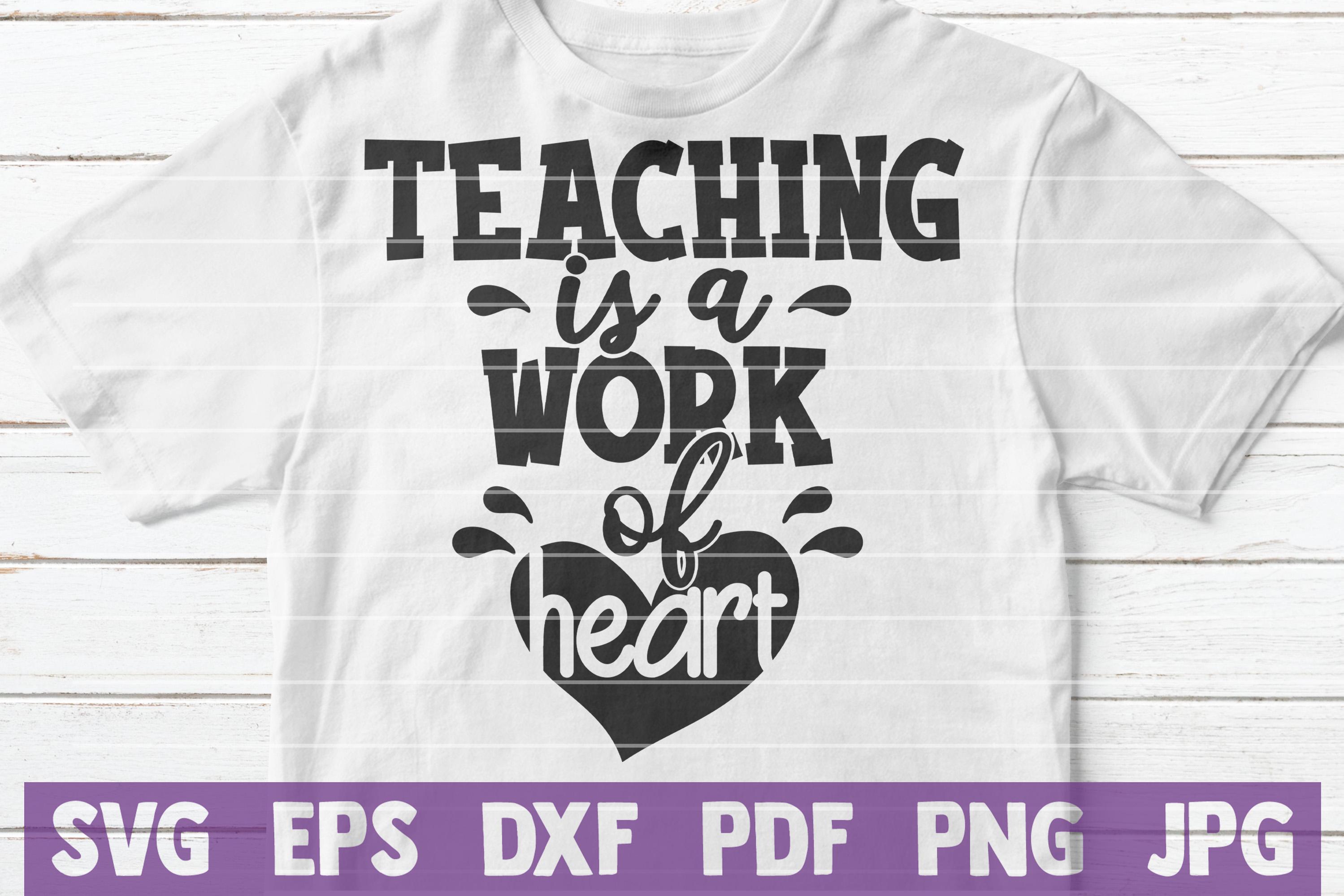 Teacher SVG bundle | SVG cut file | commercial use example image 18