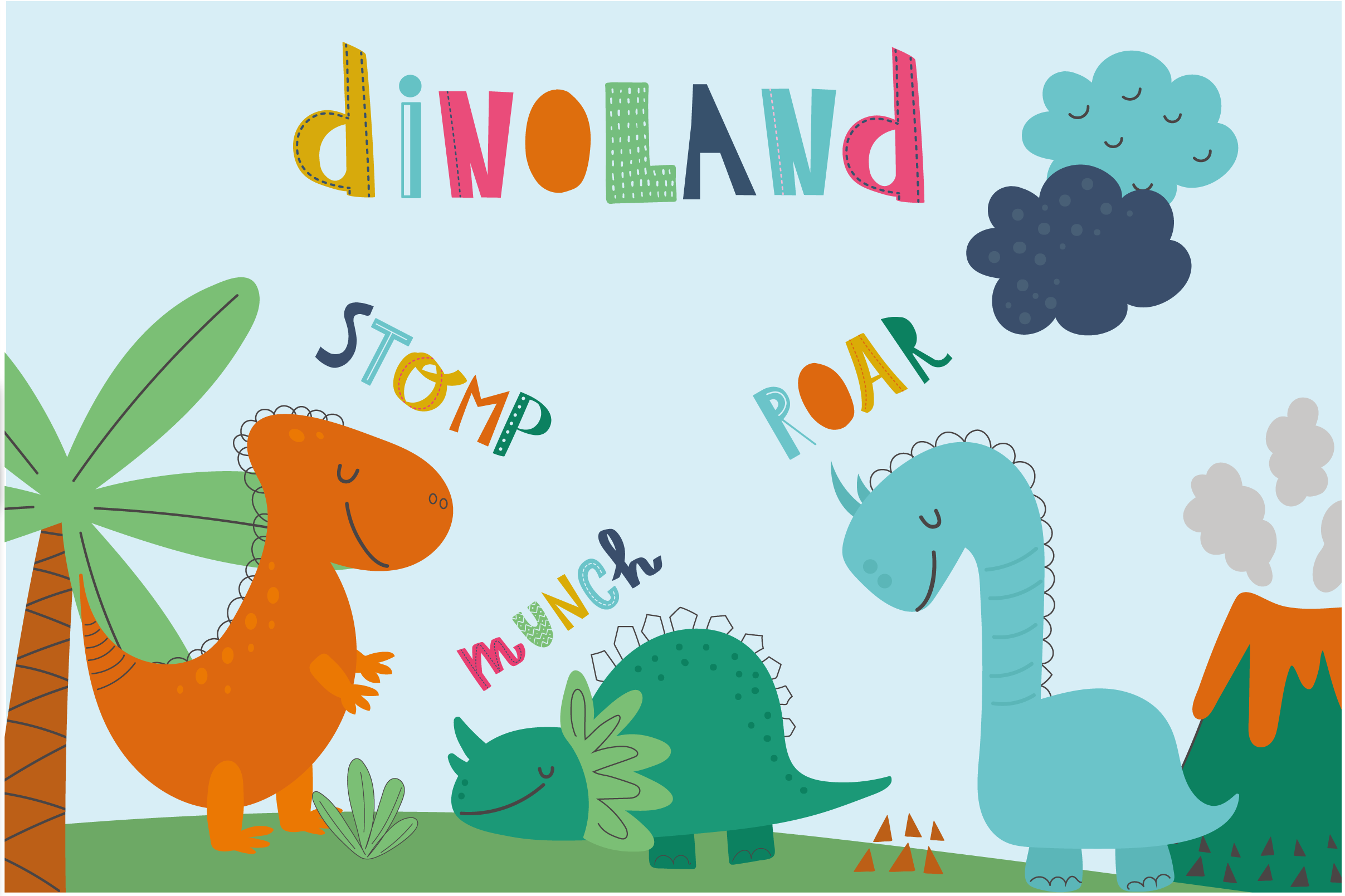 DINOLAND example image 1