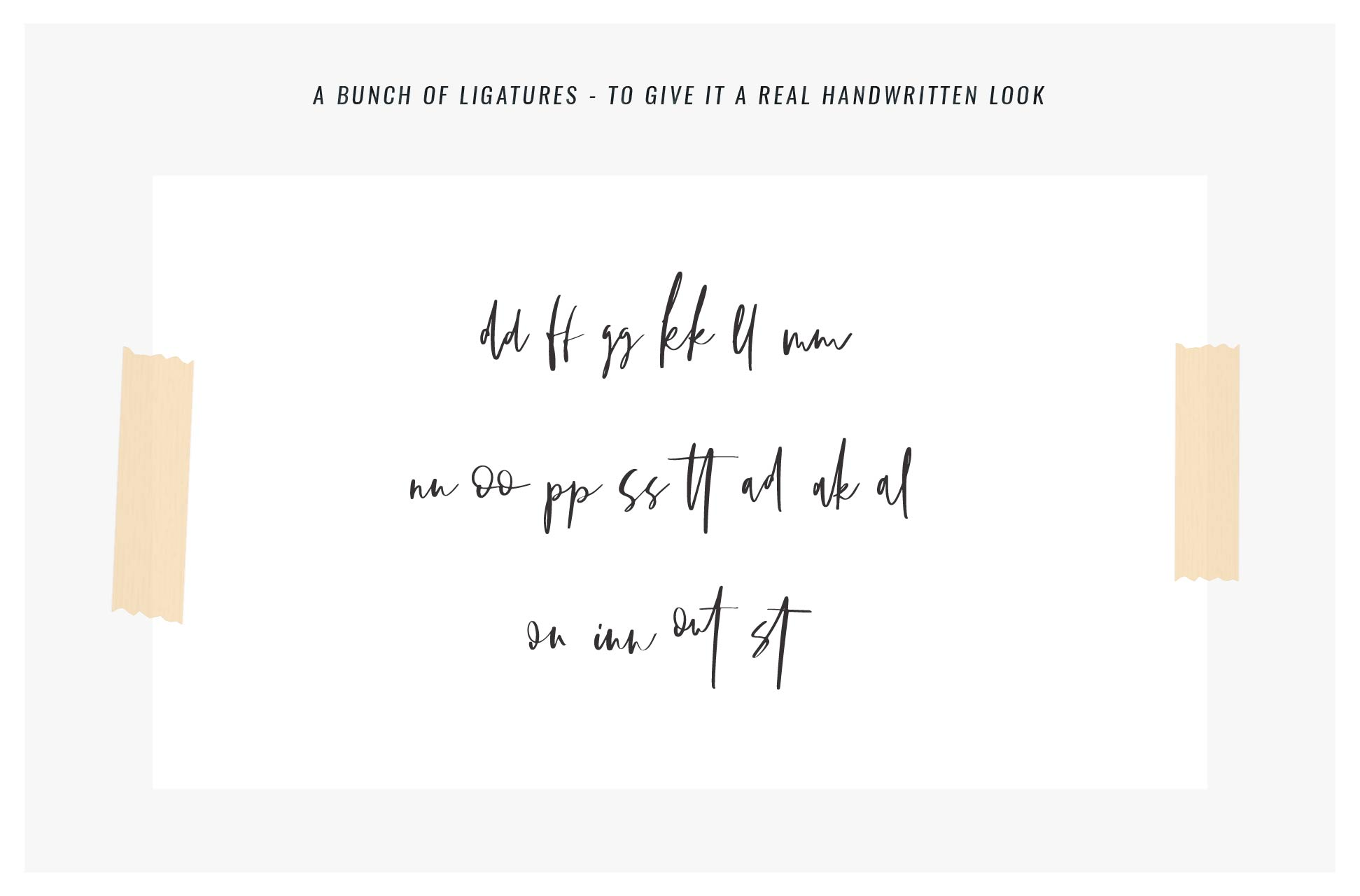 Wild Romance Script Font example image 3