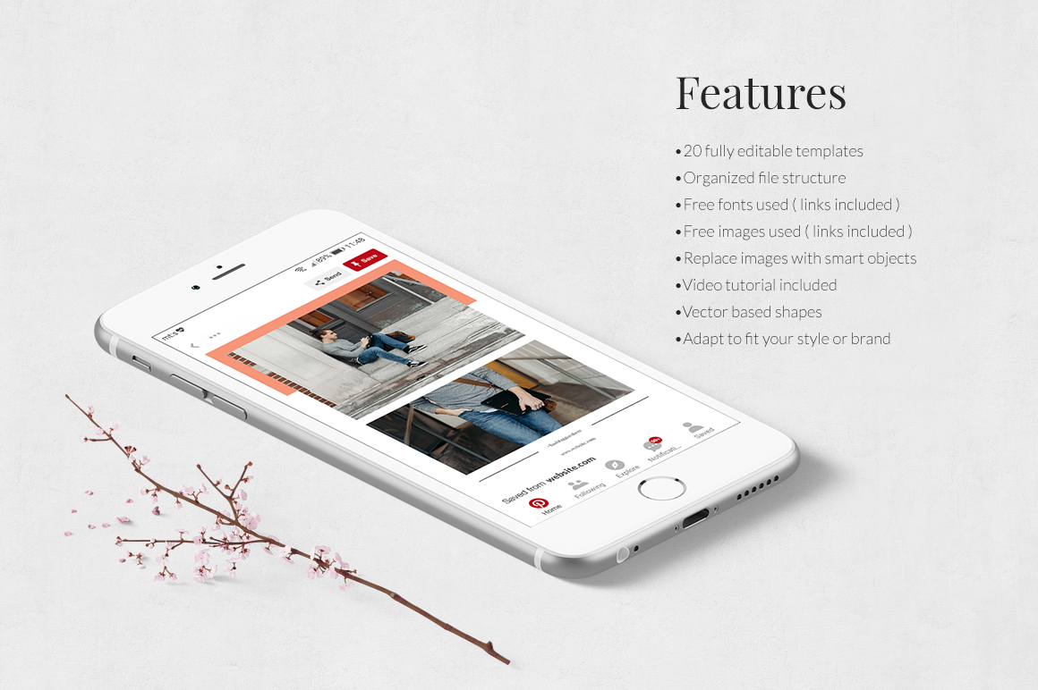 Style Pinterest Posts example image 3