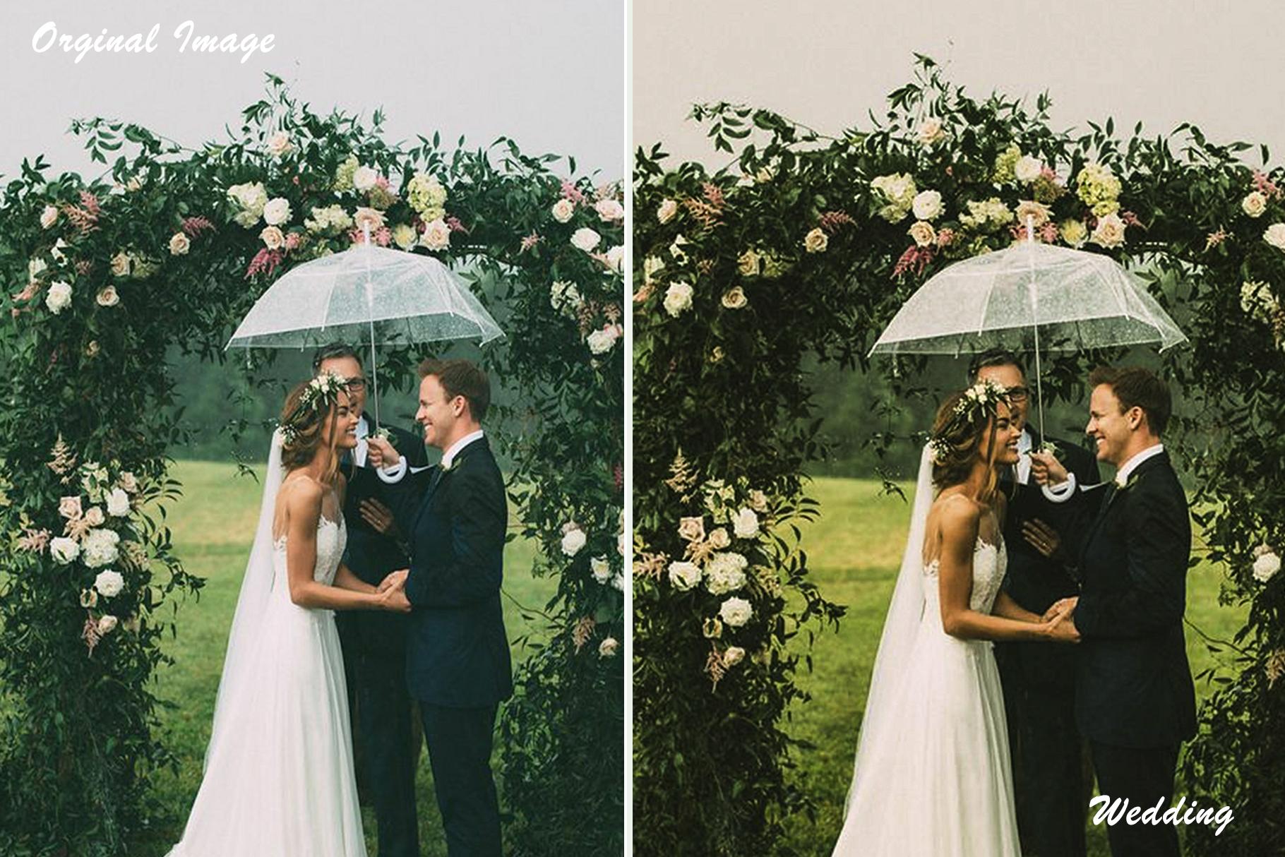 Wedding Lightroom Presets v1 example image 11