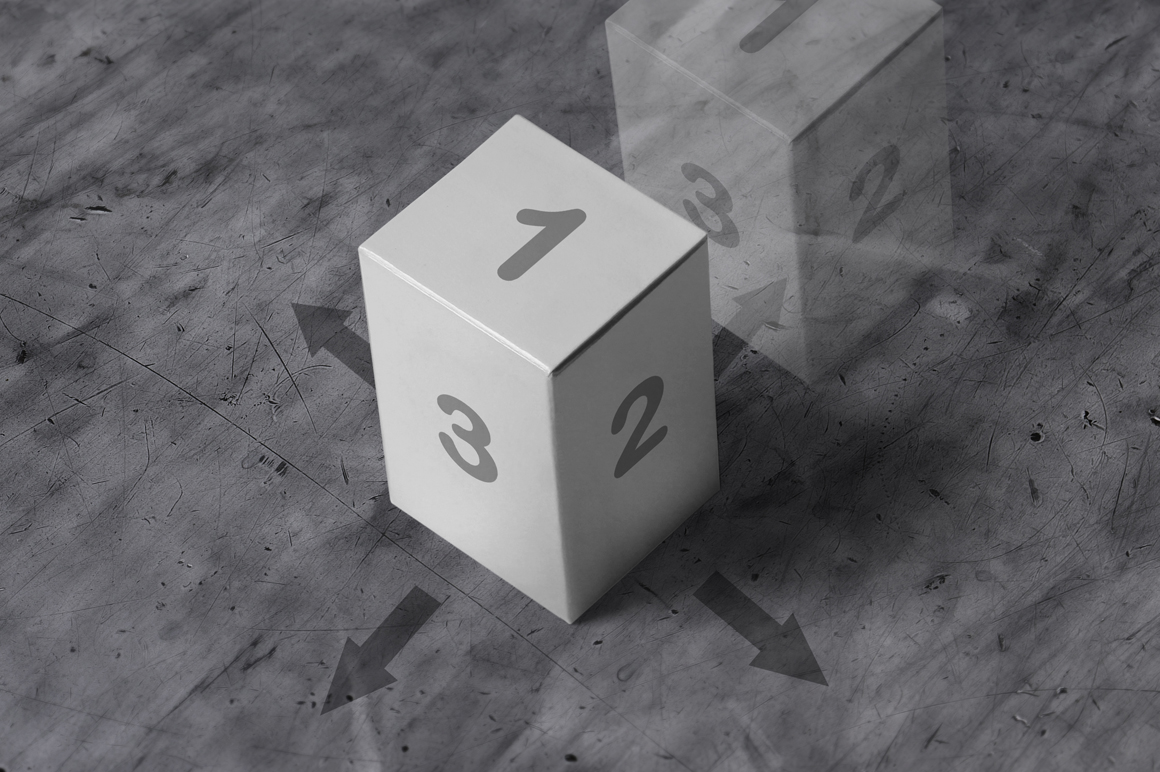 Box / Packaging Mockups example image 9