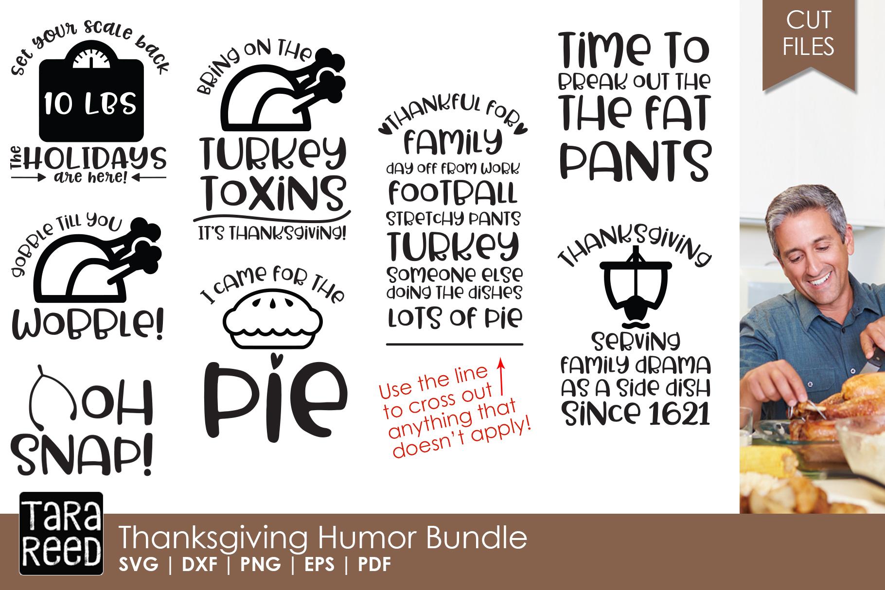 Thanksgiving MEGA Bundle example image 5