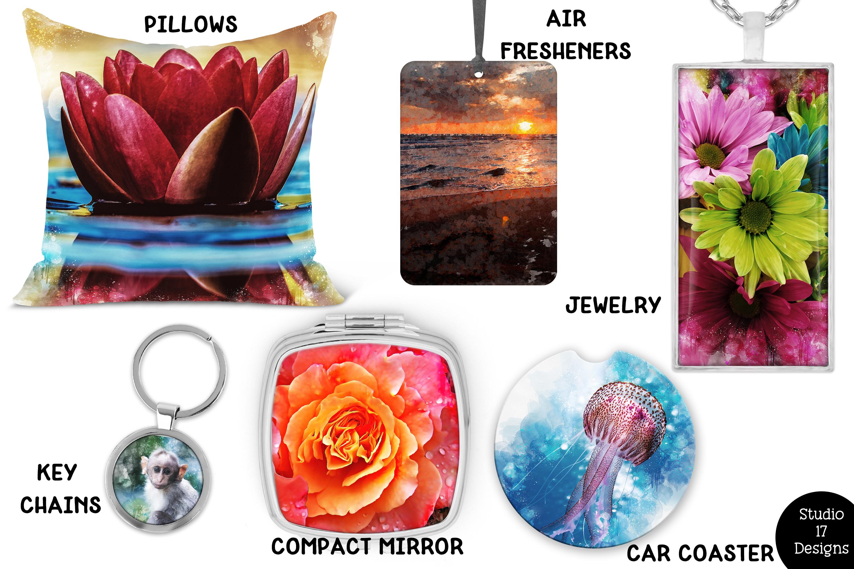 Digital Art Prints- Art Shop In A Box- Art Bundle example image 5