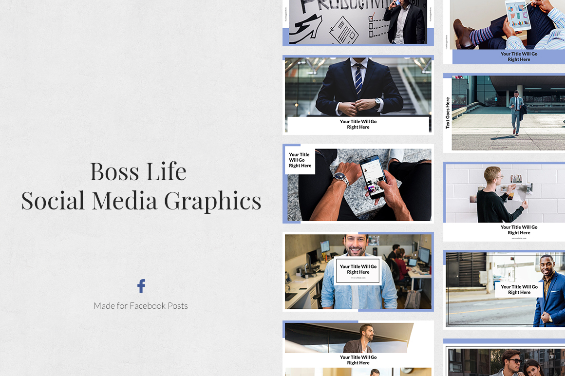 Boss Life Facebook Posts example image 1