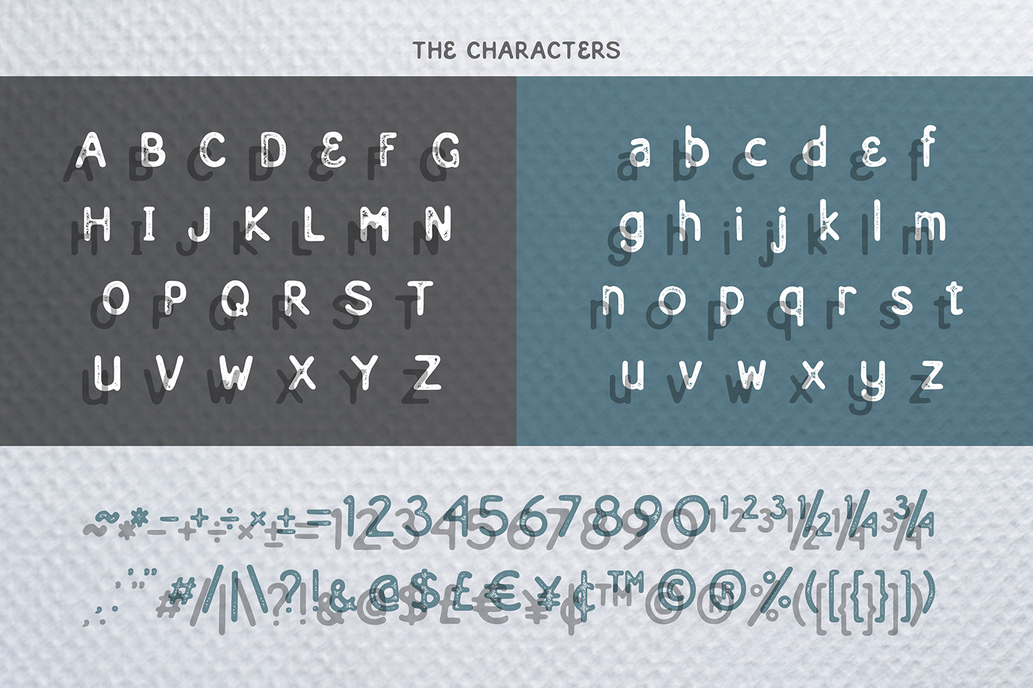 Eastern Typeface example image 2