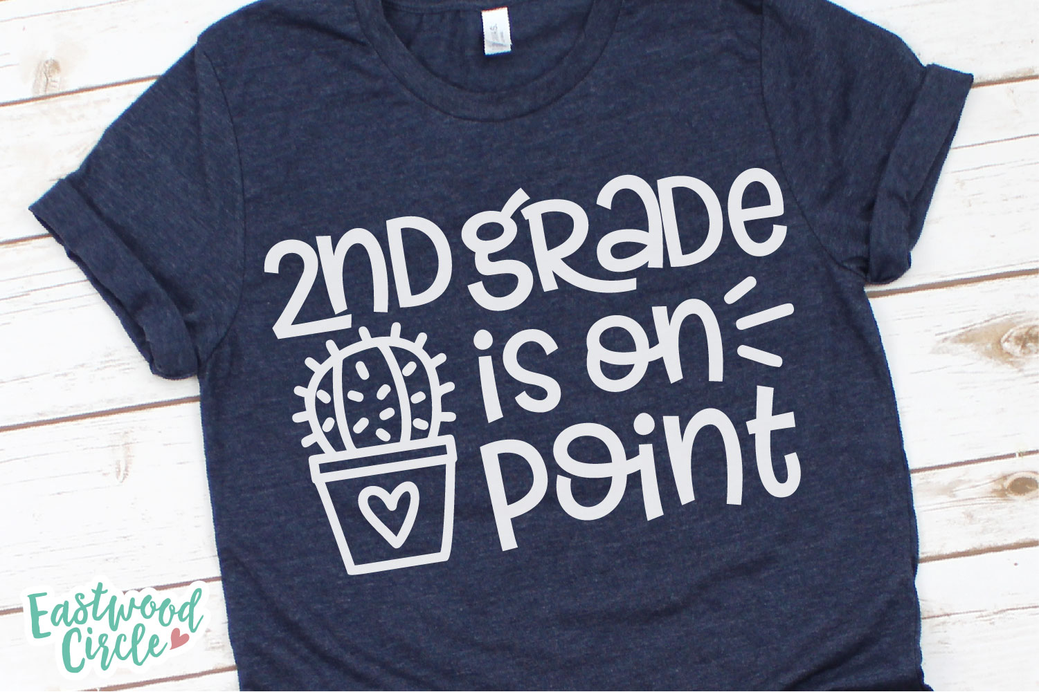 School Is on Point SVG Bundle - Back to School Cut Files example image 6