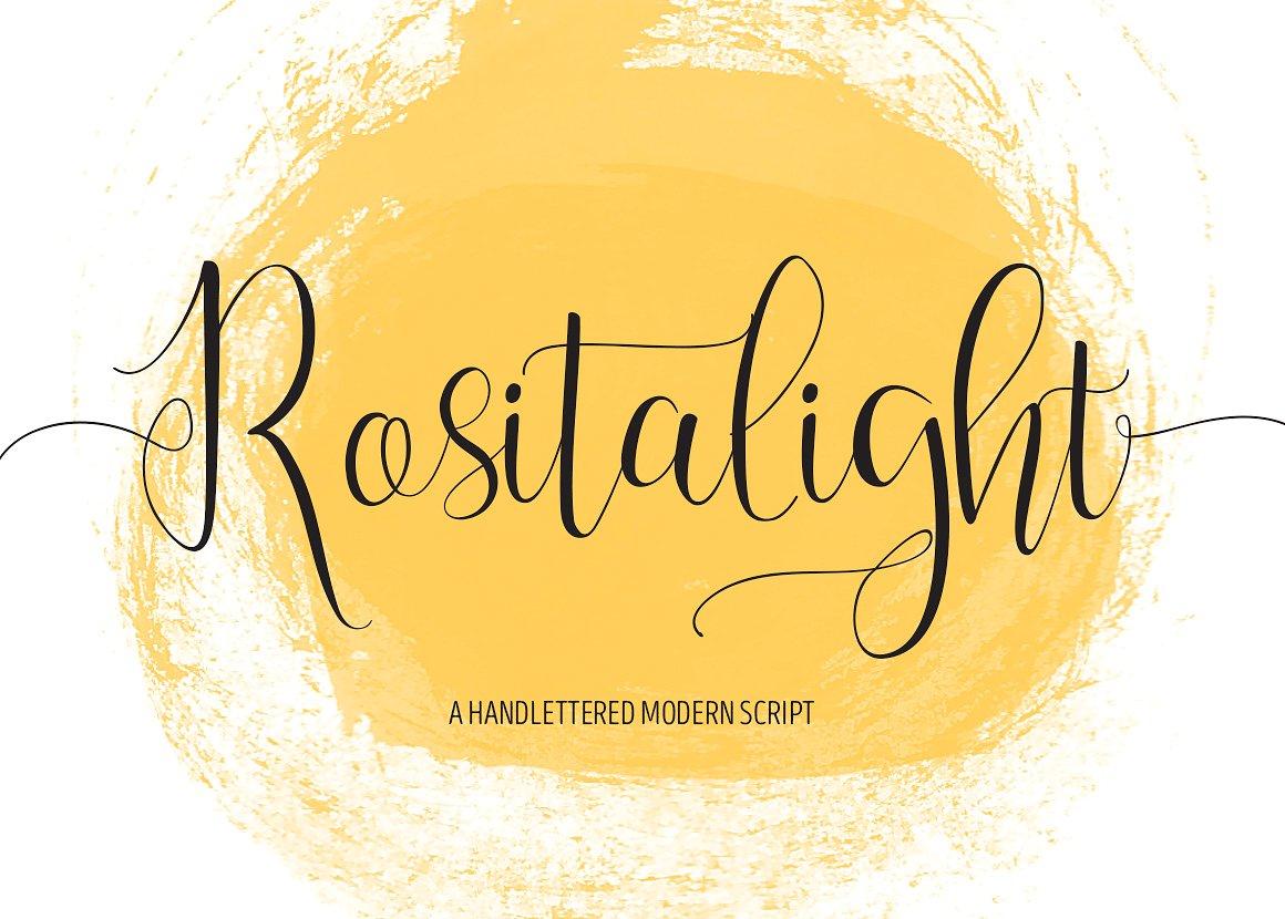 Rositalight Script example image 1
