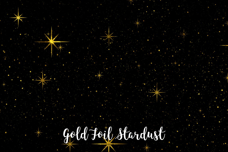 Gold Foil Stardust, Transparent PNG example image 8