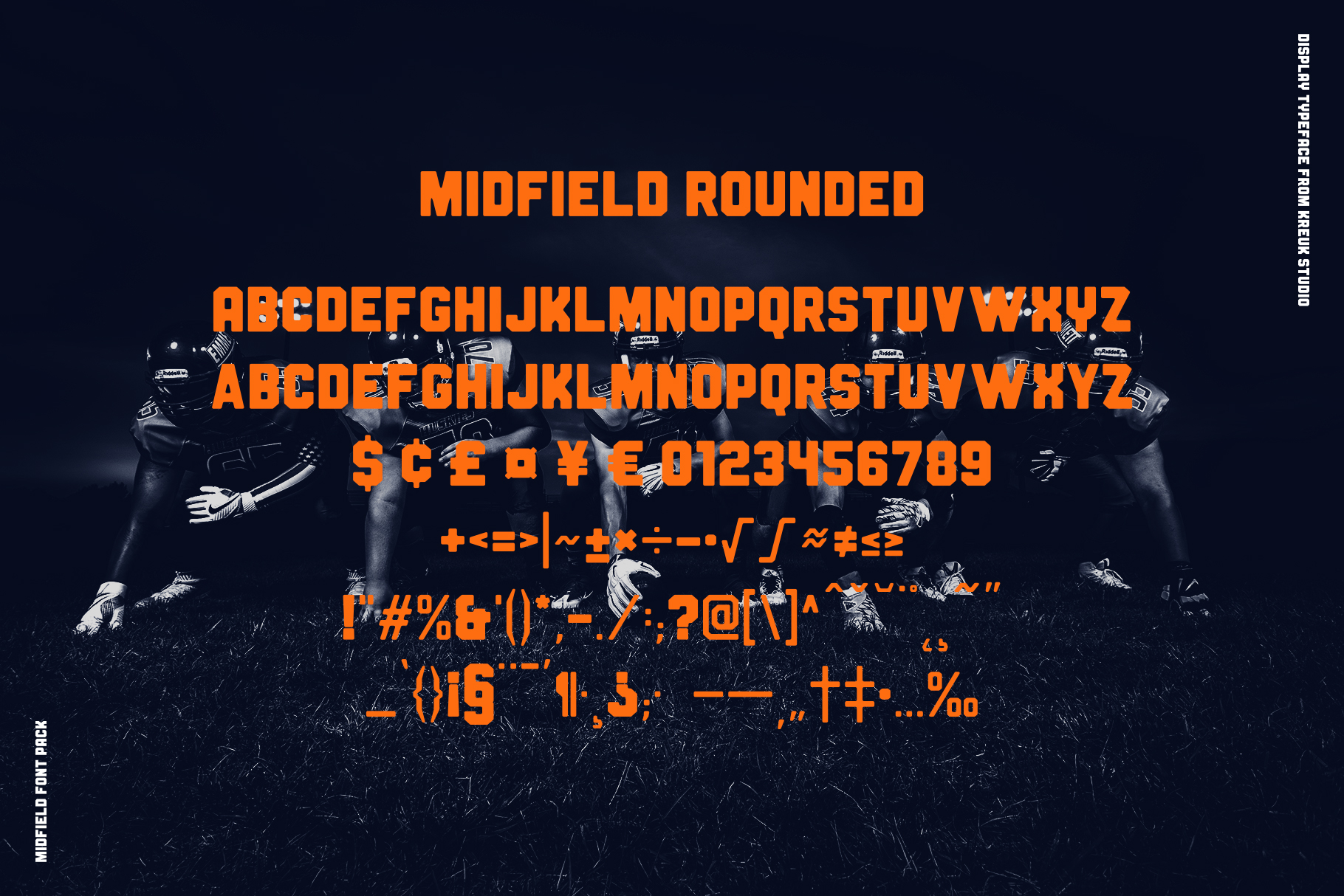 Midfield Display example image 7