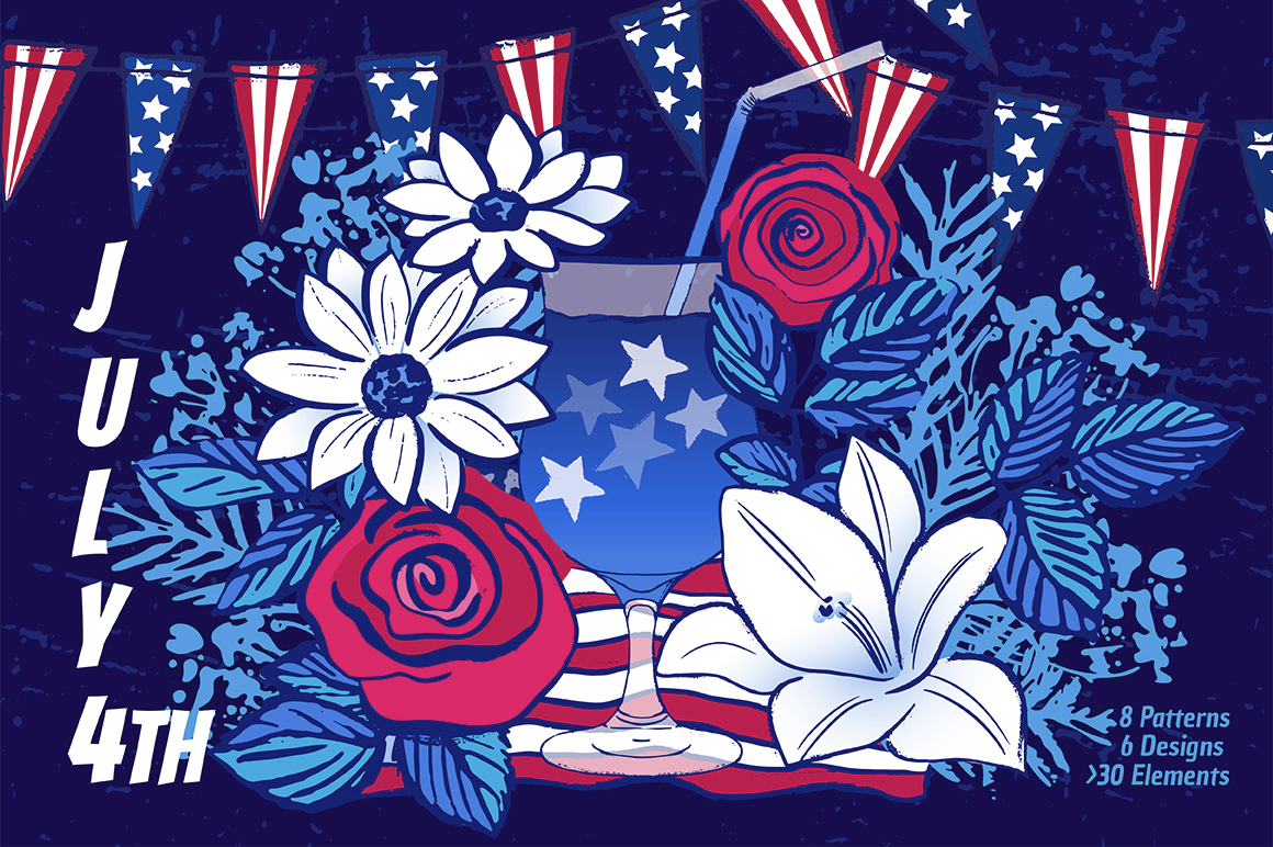 July 4th Independence Day Party example image 1