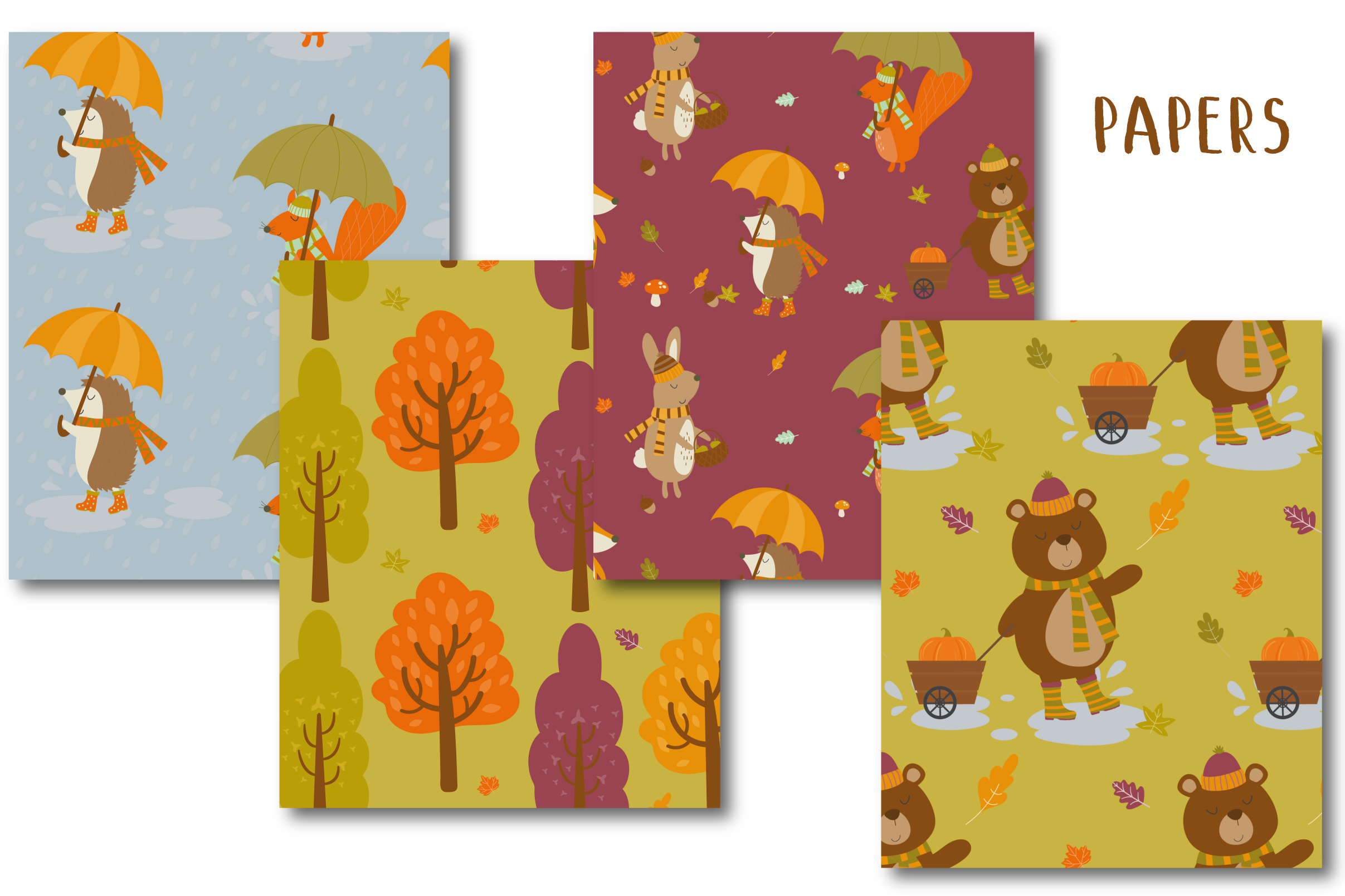 Hello Autumn pack example image 4