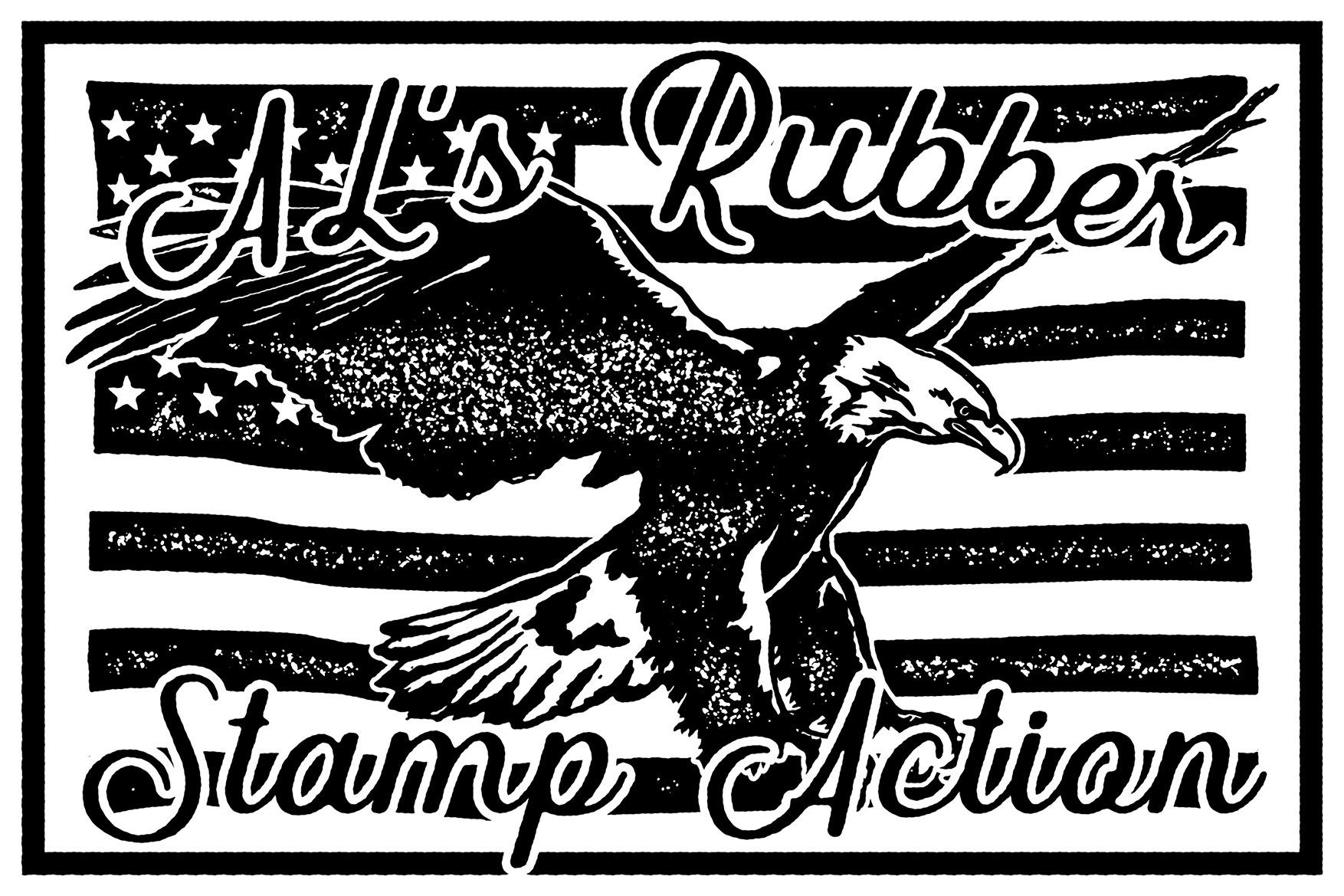 AL's Rubber Stamp Action Kit example image 10