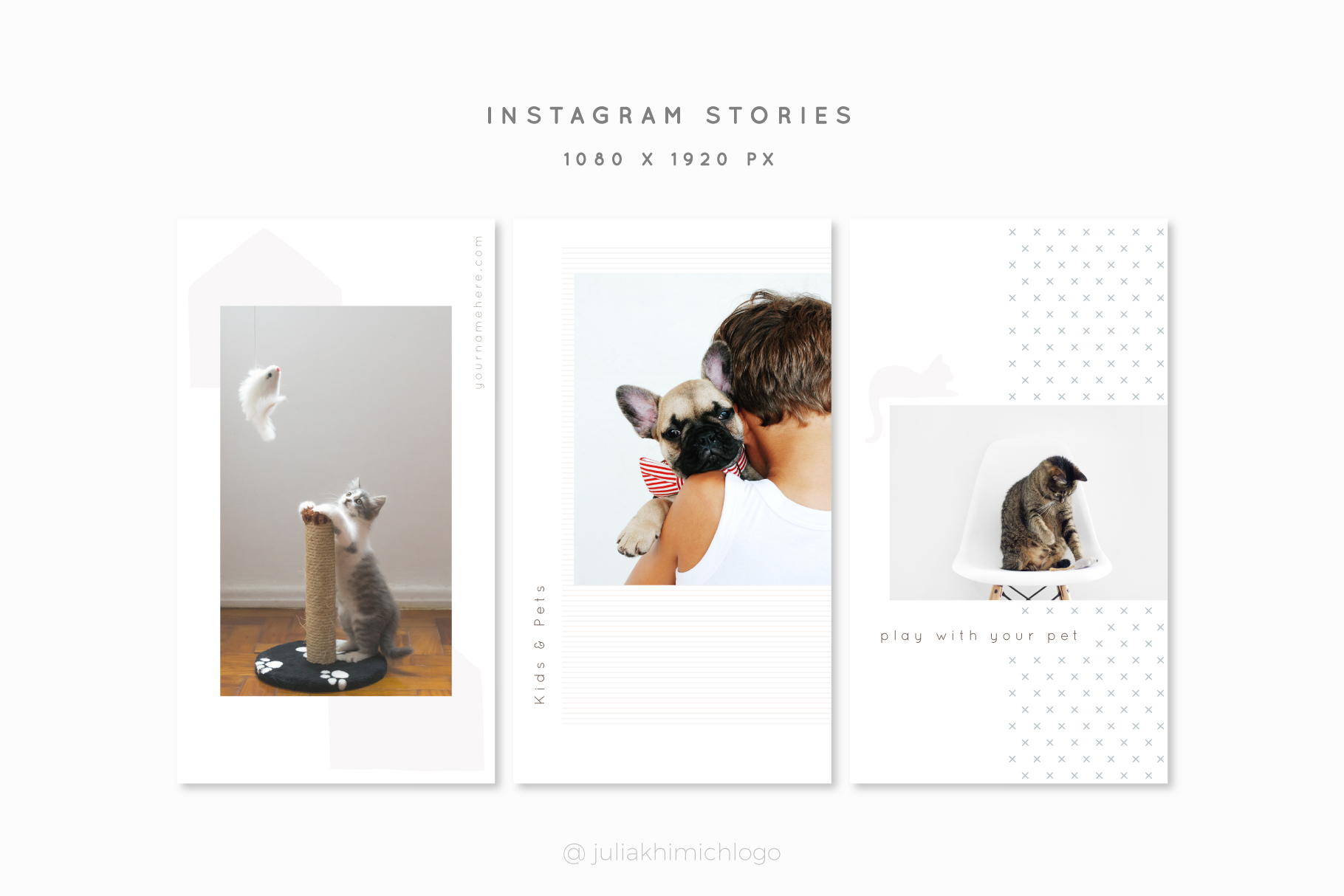 Instagram Post & Stories. Pets example image 13