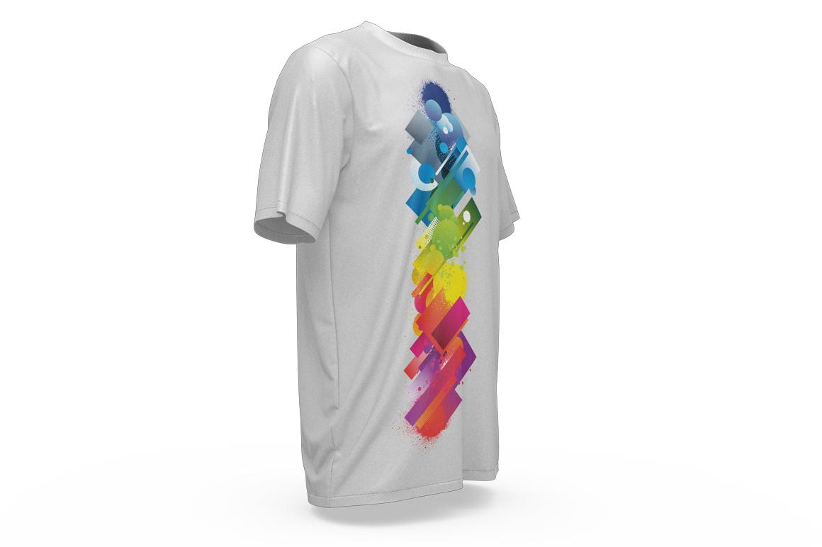 T-Shirt Mockup example image 7
