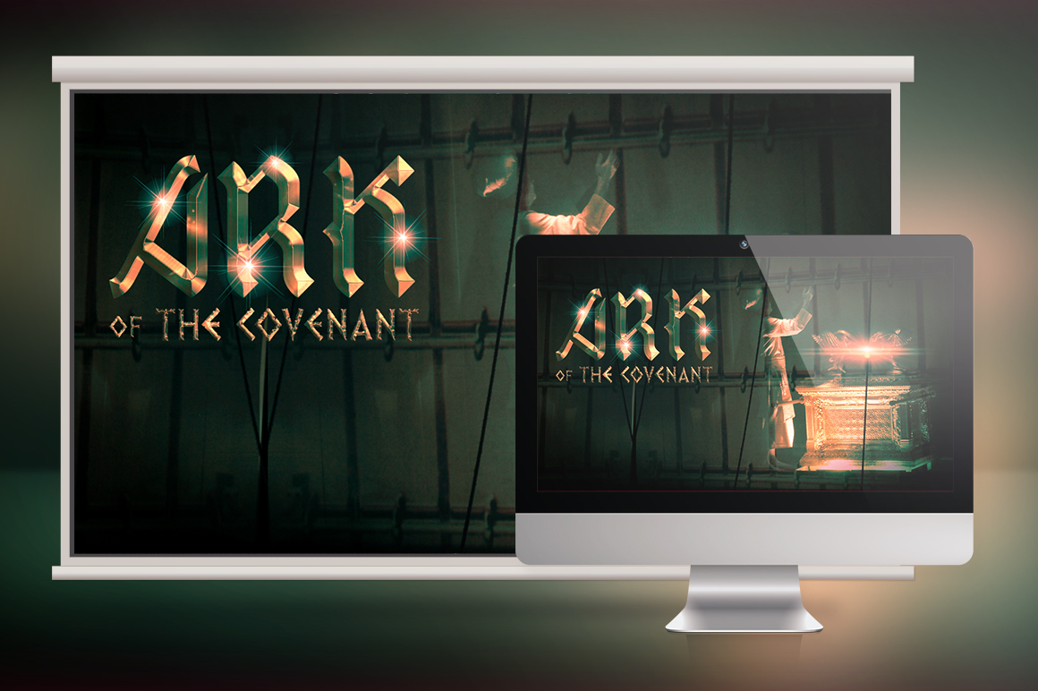 Ark of The Covenant Slide Template example image 15