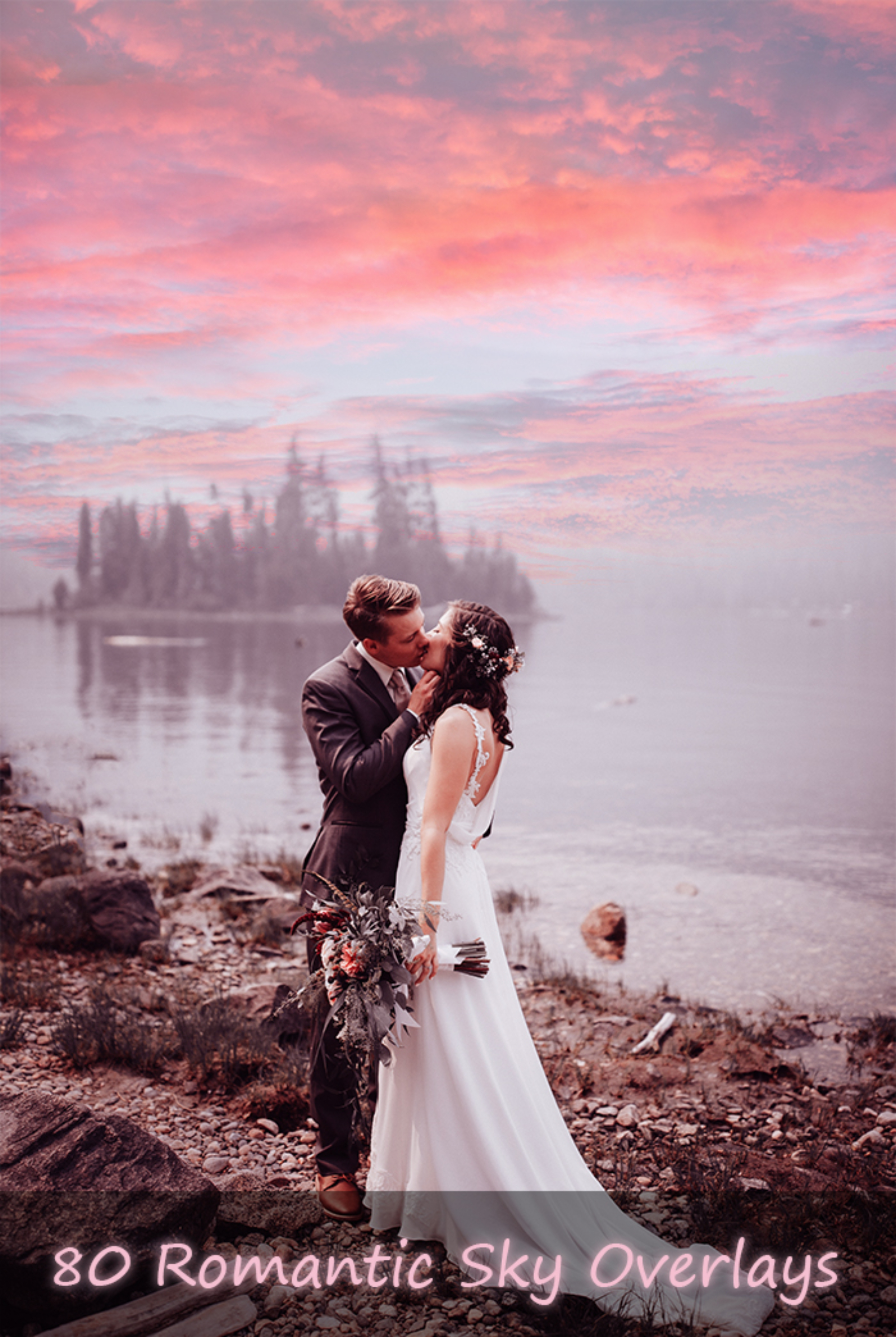 1700 Romantic Effects Bundle for Photographers example image 4