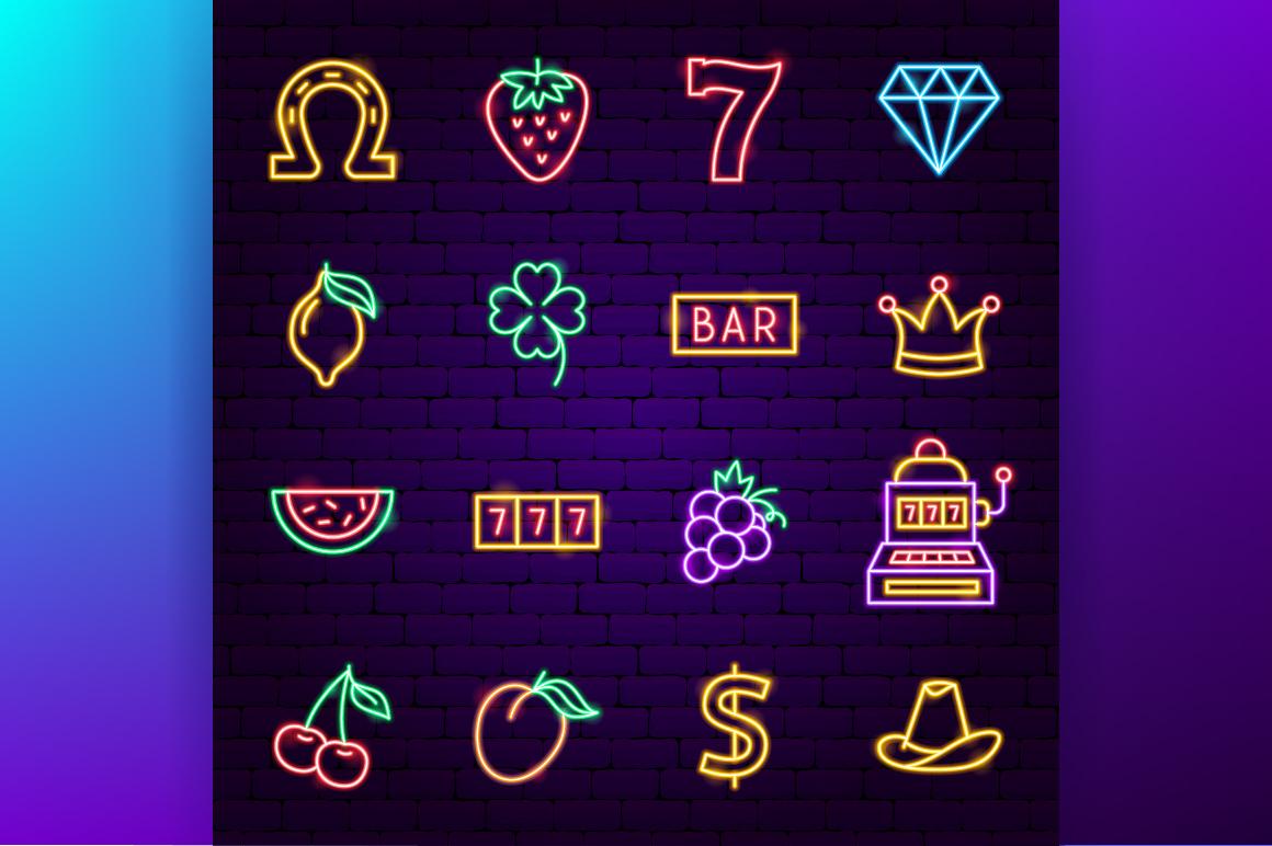 Casino Neon example image 4