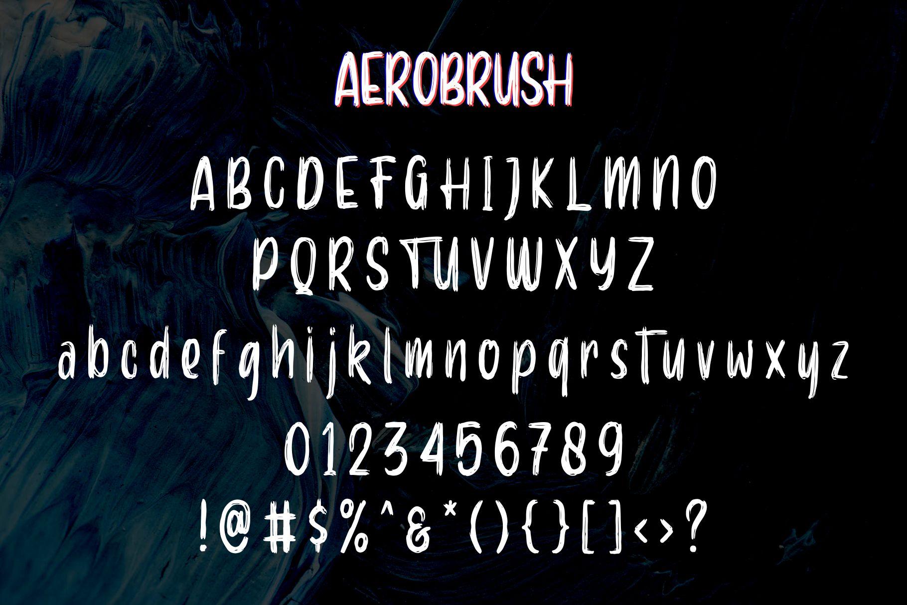 Aerobrush example image 5