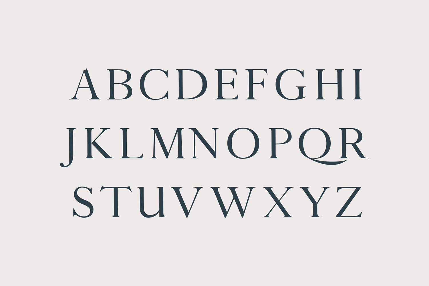 Calean Sans Serif Font Family Pack example image 2