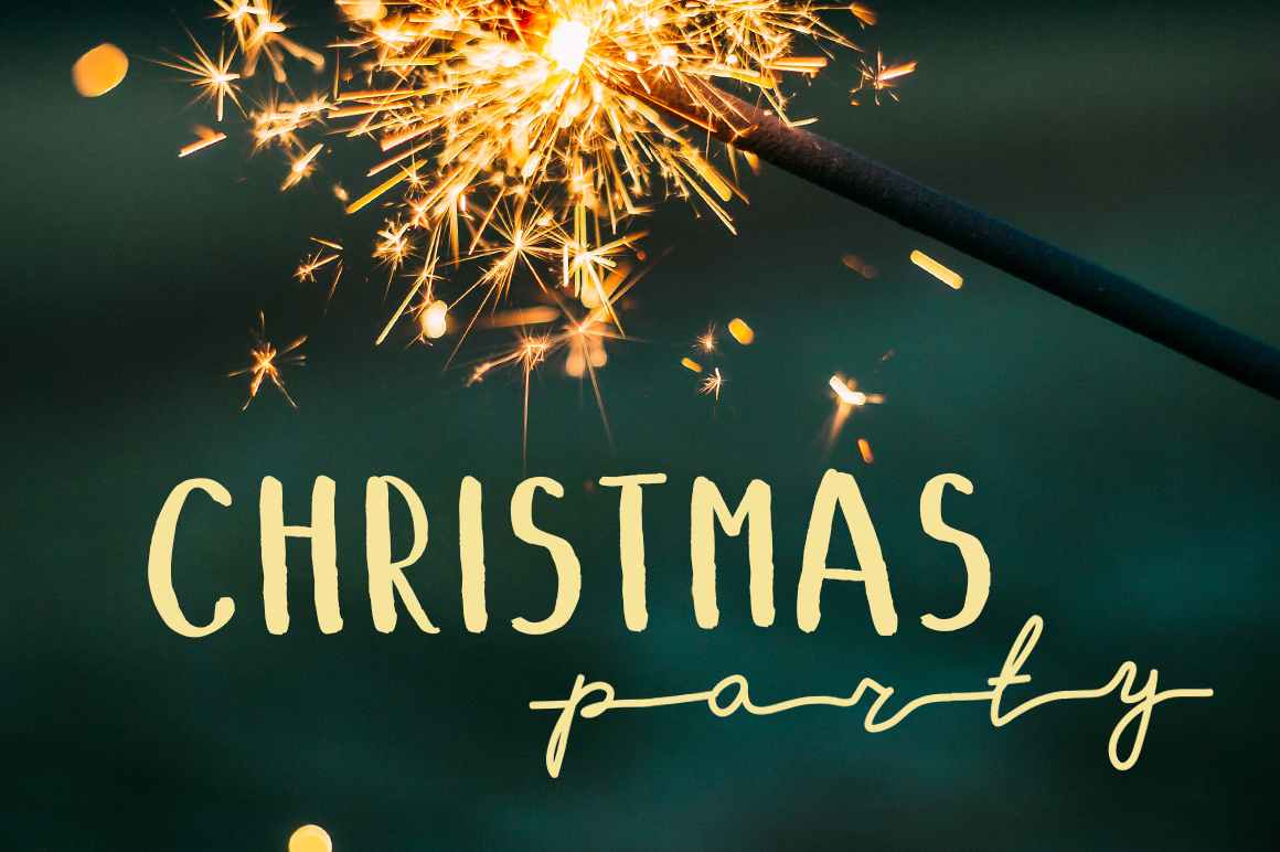 6 Fonts Christmas Collection example image 4