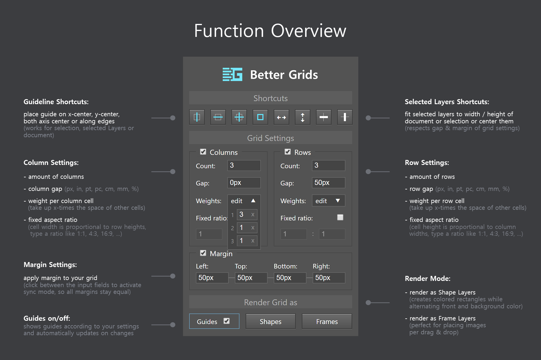 Better Grids - Layout Creation Kit example image 6