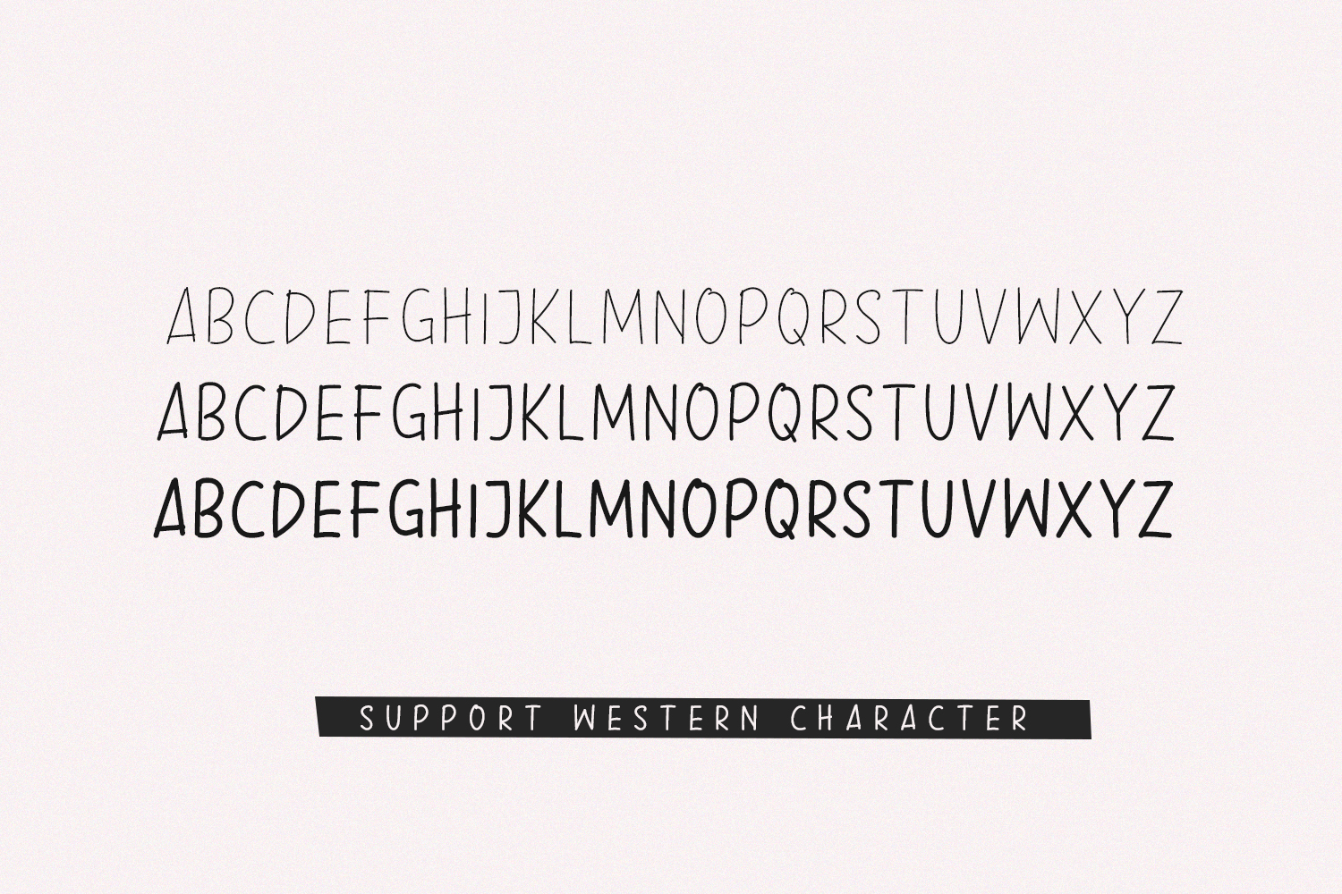 Cukers - A Handwritten Font example image 3