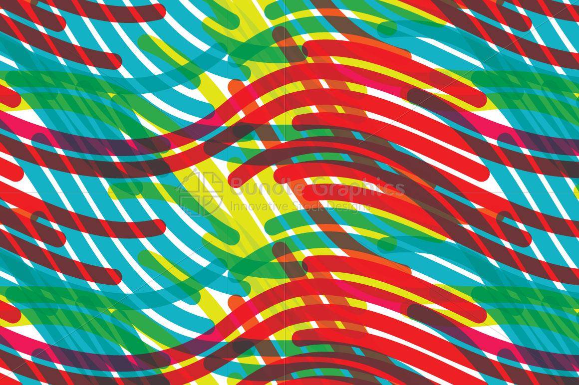 Abstract Random Lines Colorful Background example image 1