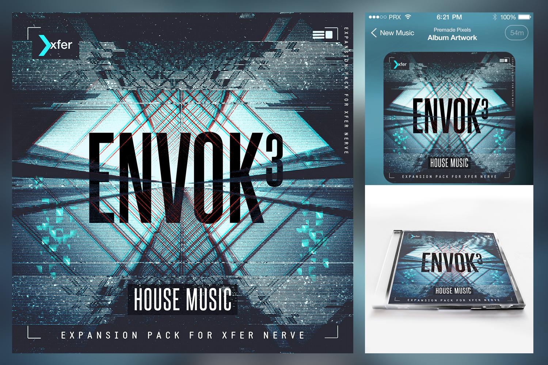 Envoke Album Producer example image 1