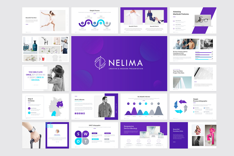 NELIMA PowerPoint Presentation example image 1