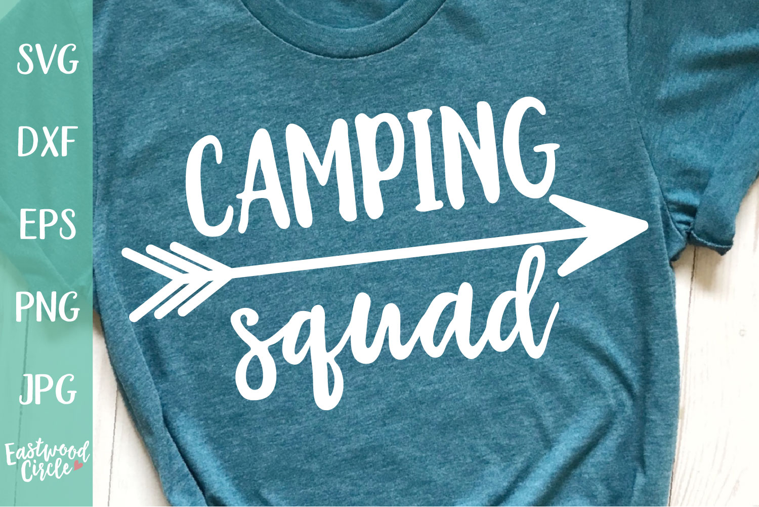 Camping Squad - A Camping SVG example image 1