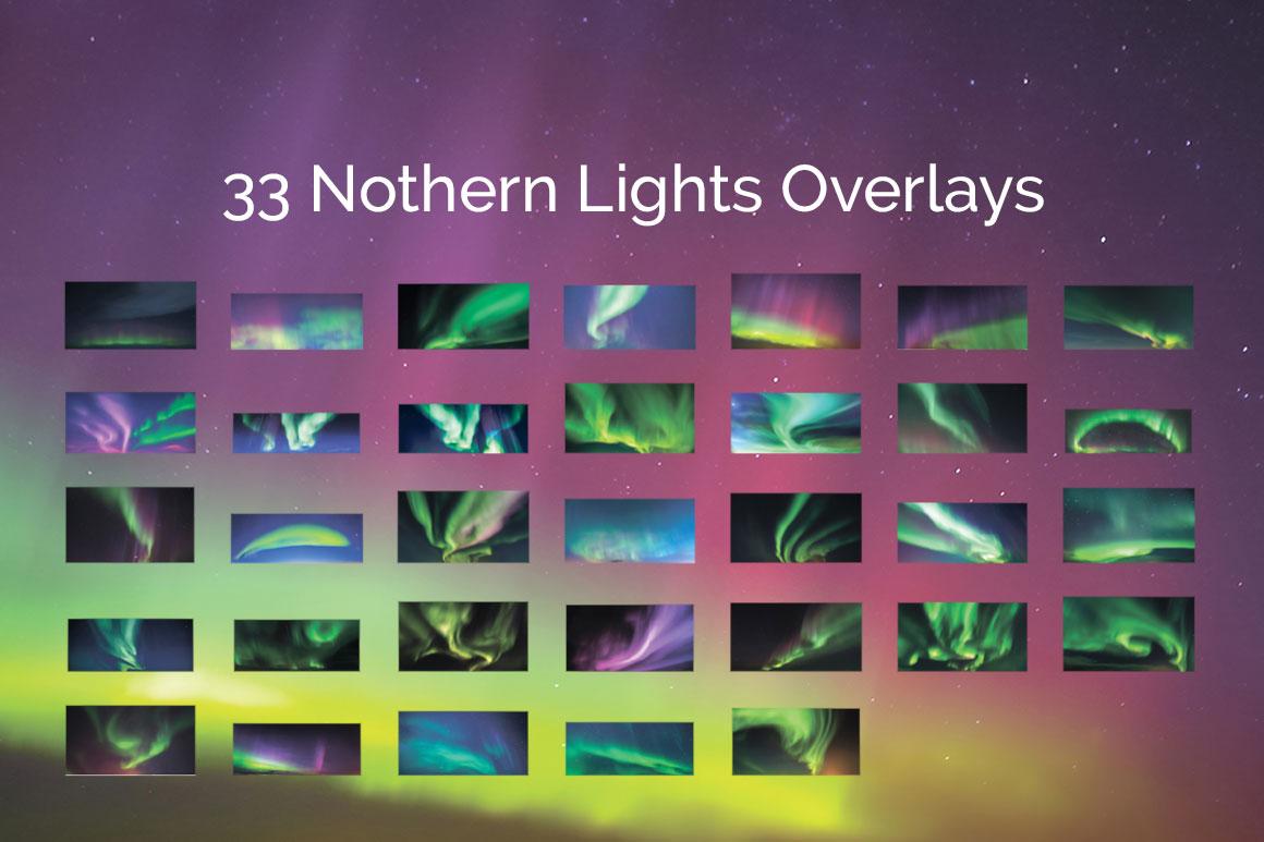 317 Sky Overlays BUNDLE example image 3