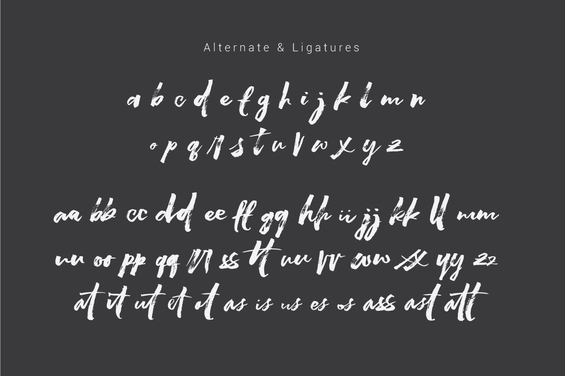 Beastmachine Typeface example image 7