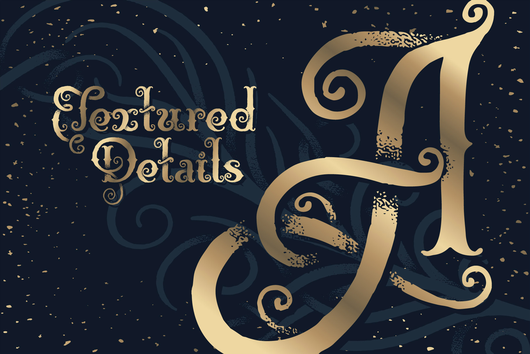 Magic Garden Font & Graphics example image 3