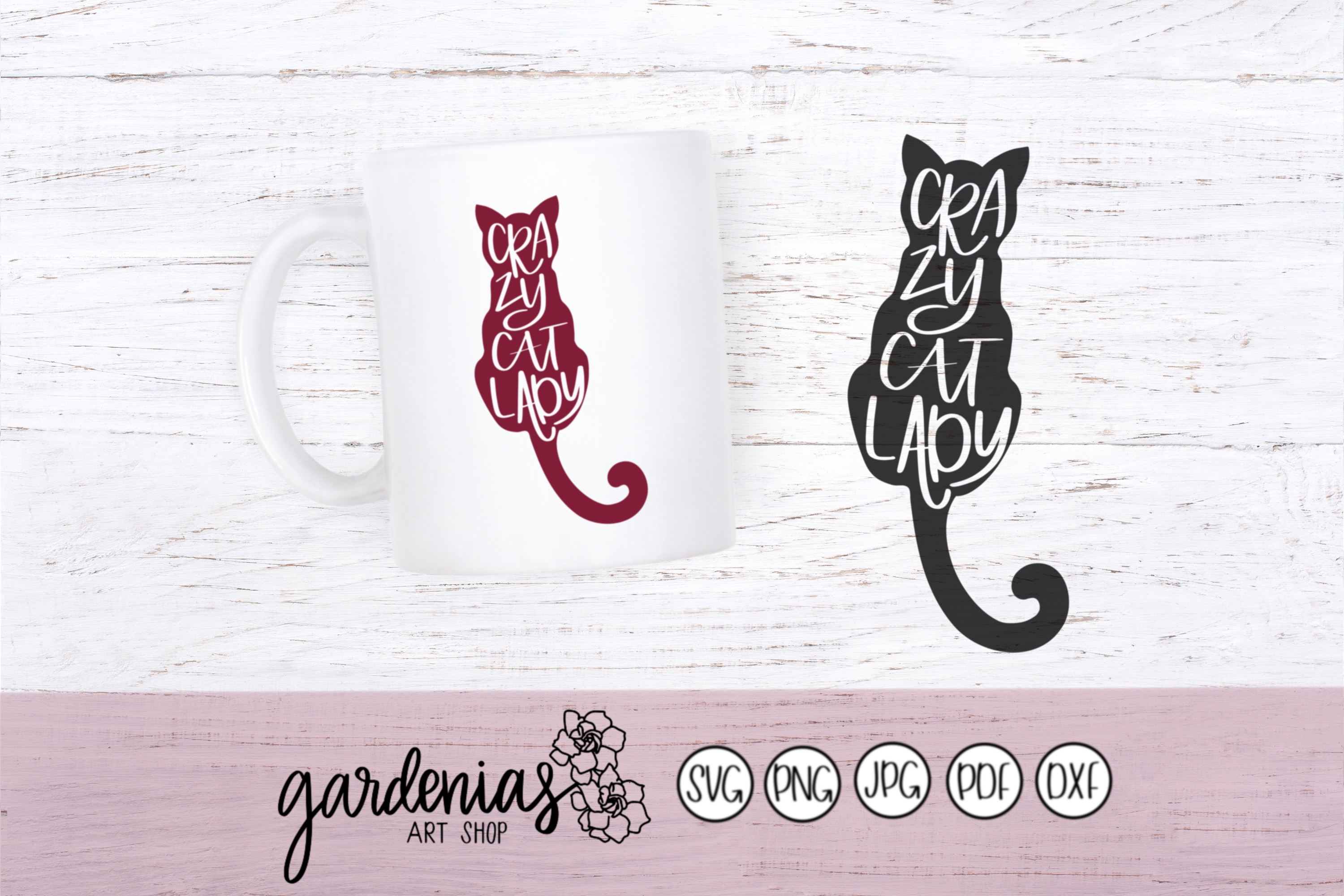 Cat Lovers Bundle example image 8