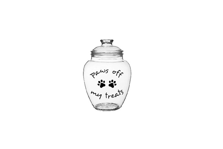 Paws Off My Treats Svg, Dog Svg, Paw Svg, Funny Quote Svg example image 2