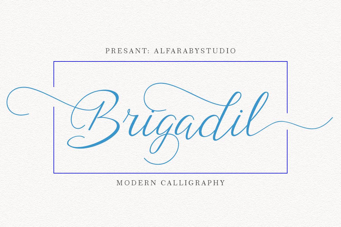 Brigadil example image 1